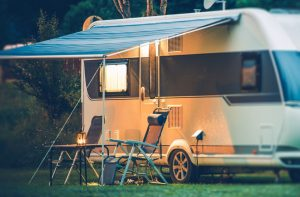 campingvogns opbevaring