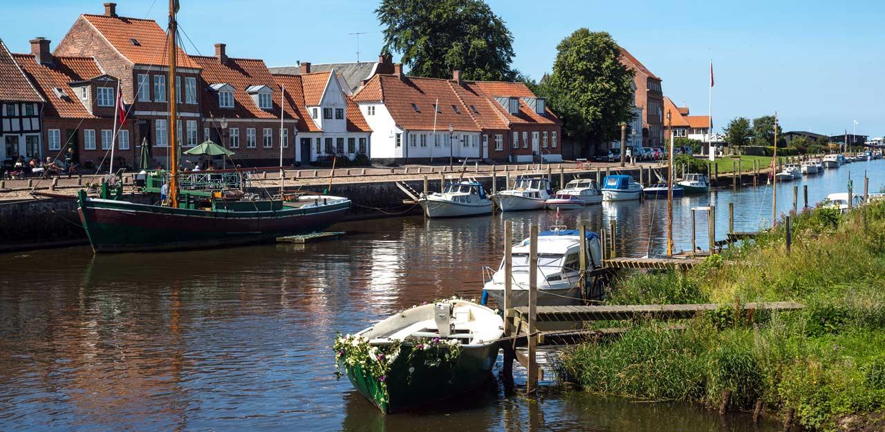 Opbevaringssteder i Sønderjylland